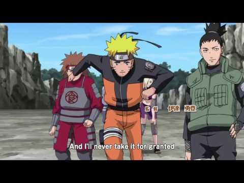 Naruto Shippuden OP4 v1