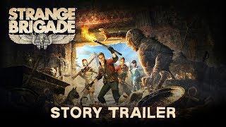 Strange Brigade Edycja Kolekcjonerska  (XONE)  PL