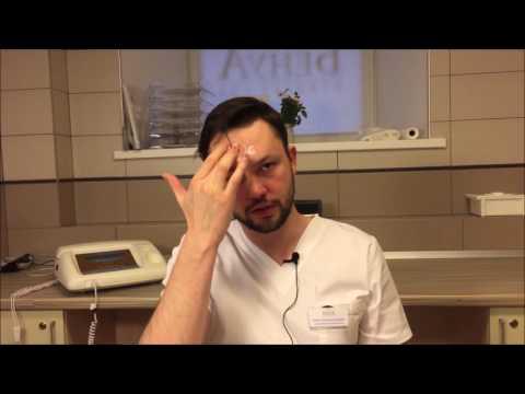 Как убрать морщины на лбу  в домашних условиях и у косметолога массаж от морщин