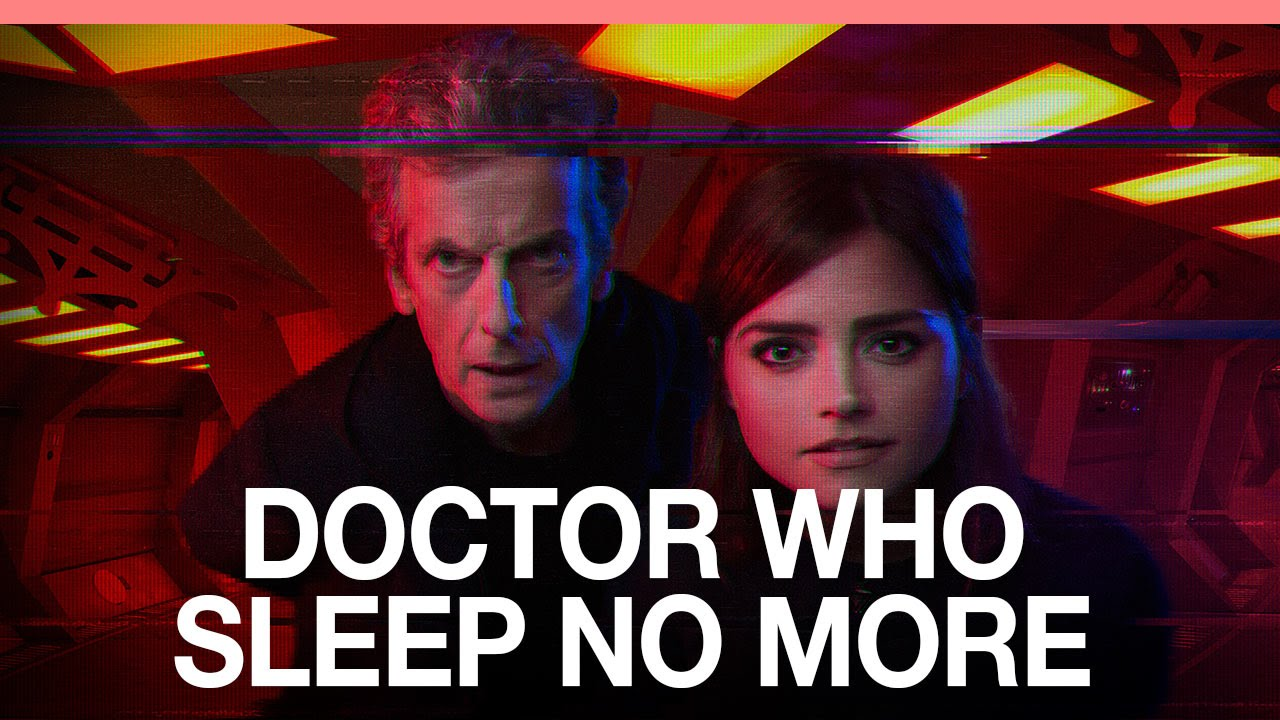 Doctor Who 'Sleep No More' review - Geek TV - YouTube