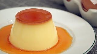 Caramel Custard Pudding Best Recipe