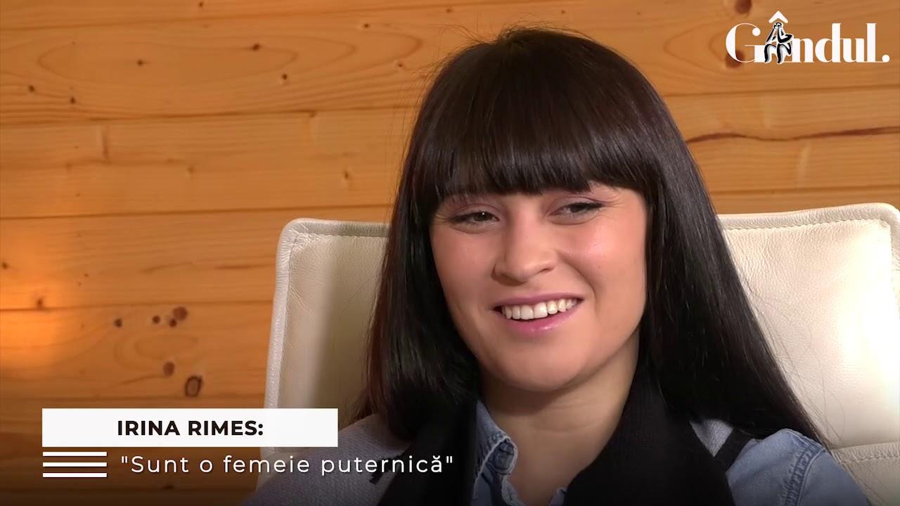 """Irina Rimes, invitata Cristinei Stănciulescu: """"M-am căsătorit devreme pentru că l-am iubit pe Andi"""""""