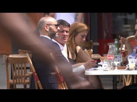 Législatives à Évry: Manuel Valls, entre Dieudonné et Francis Lalanne