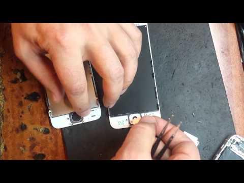 Apple Iphone5 замена дисплея LCD
