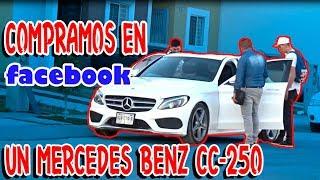 COMPRAMOS un mercedez benz CC-250 EN $250// EN FACEBOOK//CEVICHURROS SHOW