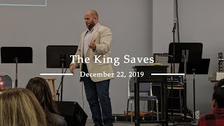 The King Saves