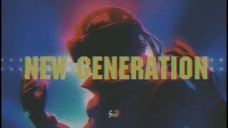 [FREE] Retro/80's type beat 2019 - NEW GENERATION | free retro wave type instrumental