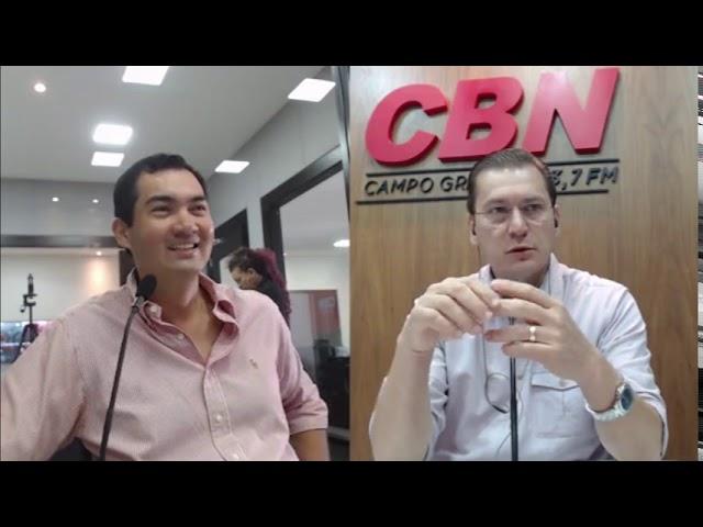 CBN Agro (18/05/2019) - com Éder Campos