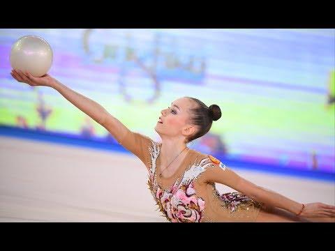 Maria Pobedushkina - Ball AA 23.35 GP Moscow 2020