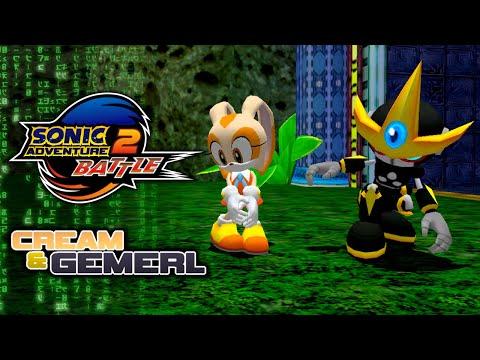 Sonic Adventure 2 Battle: Cream & Gemerl