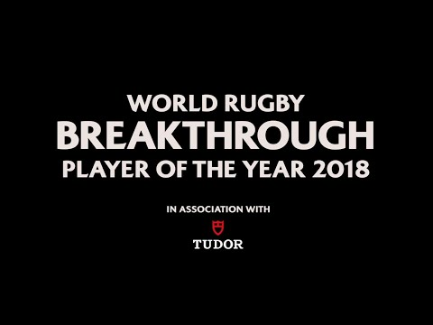 World Rugby Breakthrough Player of the Year nominees 2018