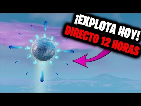 ¡ EXPLOTA HOY LA NUEVA ESFERA DE HIELO EN DIRECTO ! | DIRECTO 12 HORAS | JUGANDO CON SUSCRIPTORES |