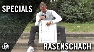 Rasenschach mit Lars Leese (Trainer DSK Köln) | RHEINKICK.TV
