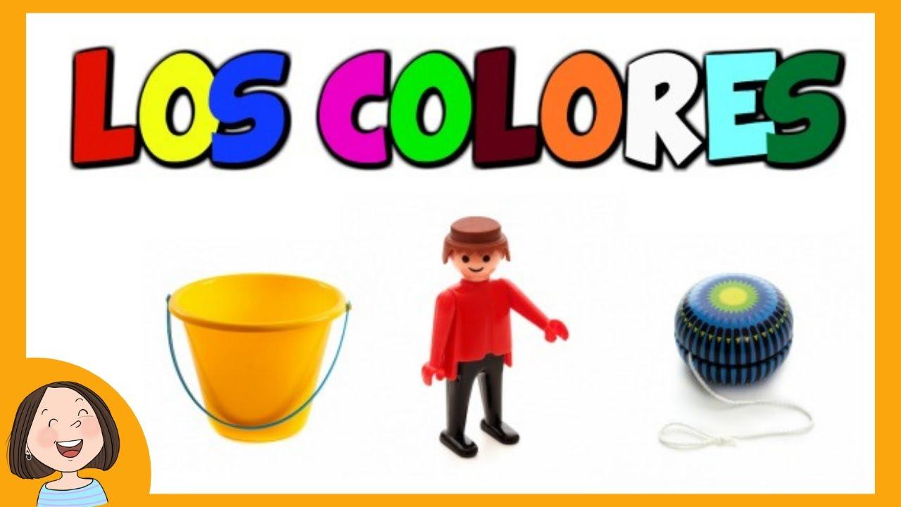 Los colores | Juego educativo para niños
