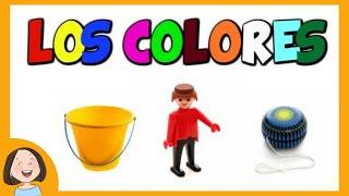 Los colores   Juego educativo para niños