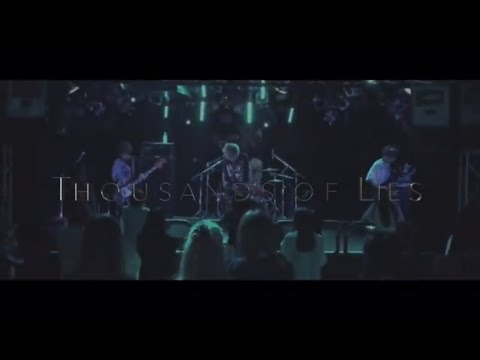 The Last Crane - Thousands of Lies (Live Music Video)