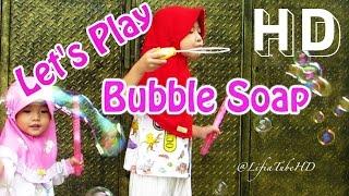 Mainan Anak Gelembung Balon Sabun Spongebob ❤ Let