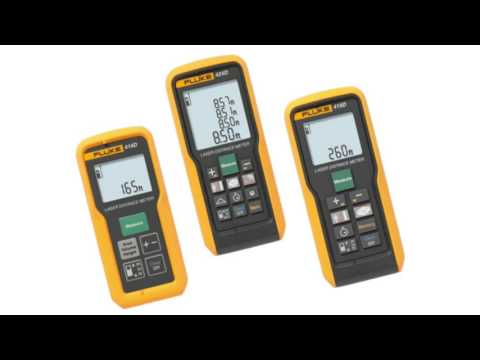 CED Omaha's Weekly Wire: Fluke 419D Laser Distance Meter