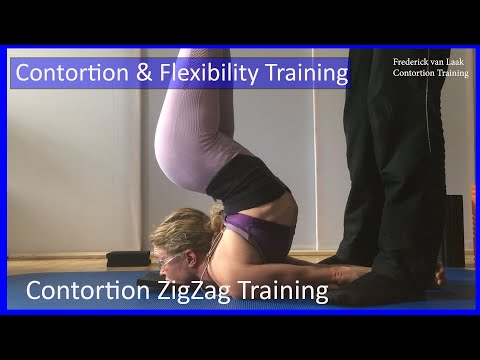 Frederick van Laak Contortion presents: Tutorial 19 - Cheststand and Zigzag Headsit thumbnail