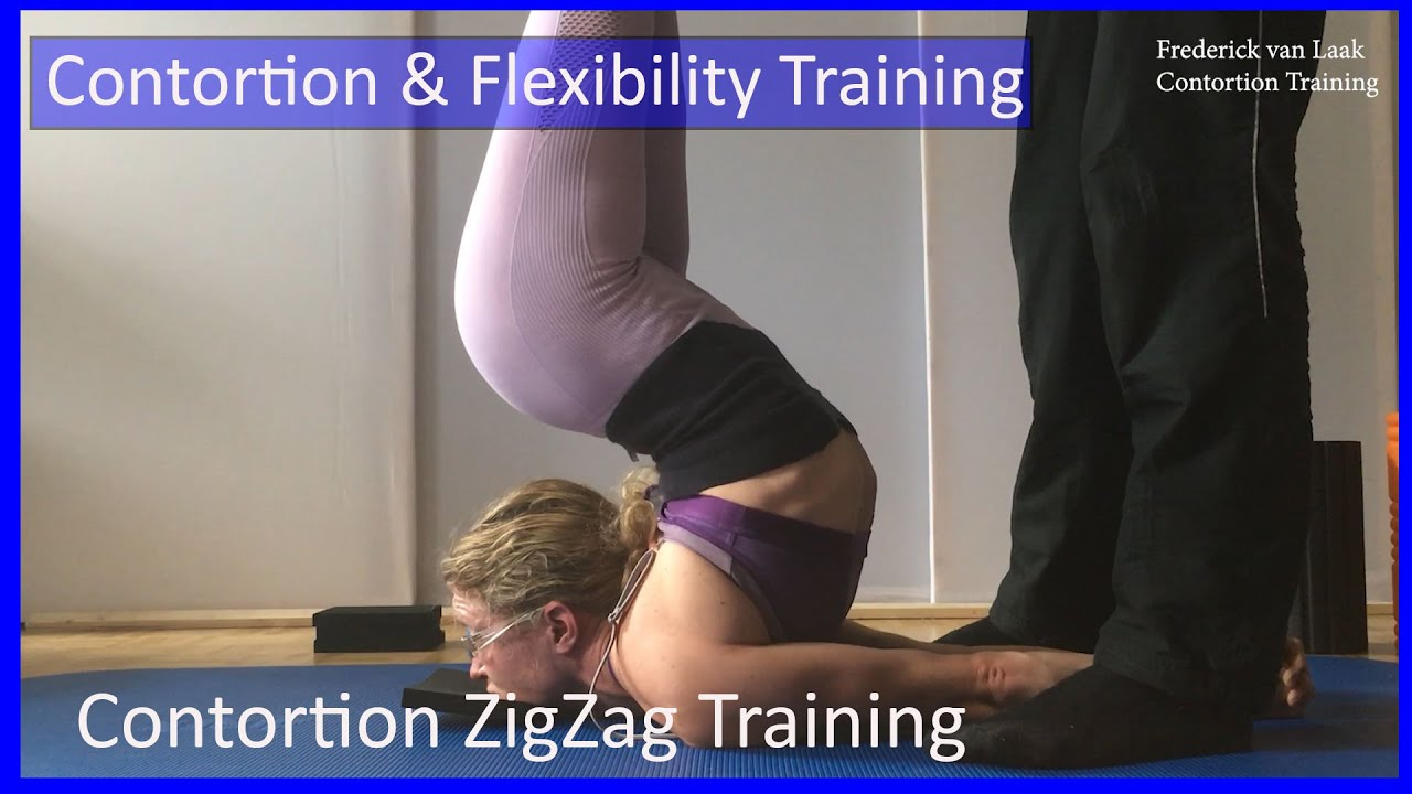 19 Flexyart Contortion: Cheststand and Headsit Training - Also for Yoga, Pole, Ballet, Dance People