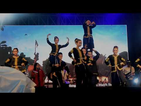"DISPARBUD DAIRI at Festival Danau Toba 2017 "" Sipinsur "" Mp3"