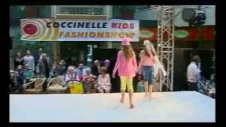 Coccinelle Kids Fashion Show Summer 2010 part 3 Thumbnail