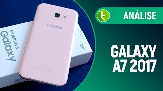 Análise do Galaxy A7 2017 | Review do TudoCelular