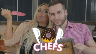 PopChefs: Making Dumblondies with Aubrey O'Day