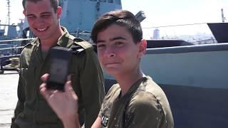 נבו אבוטבול, אמן החושים בן ה-13 מגיע לזרוע הים!