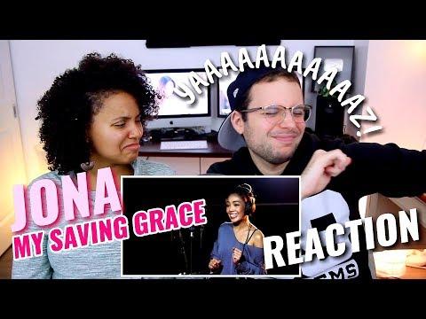 Jona - My Saving Grace | Mariah Carey | REACTION