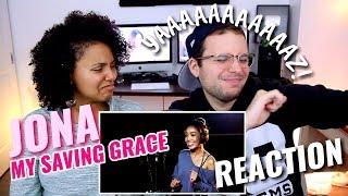 Jona - My Saving Grace   Mariah Carey   REACTION