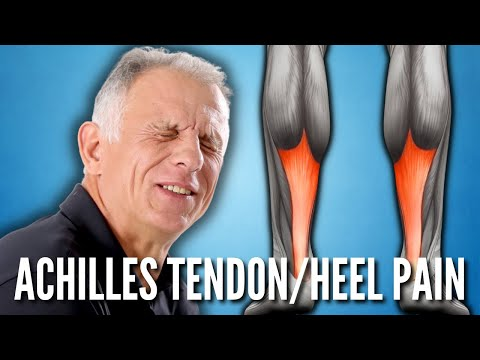 Achilles Tendon/Heel Pain: How to treat (PhysicalTherapy)