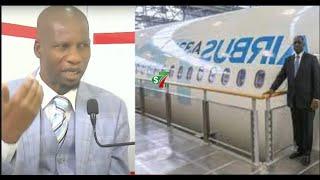 Les révélations explosives de Cledor Sene au sujet de l'achat du nouvel avion présidentiel