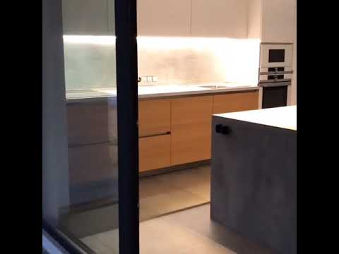 Kitchen Set Modern Elegant
