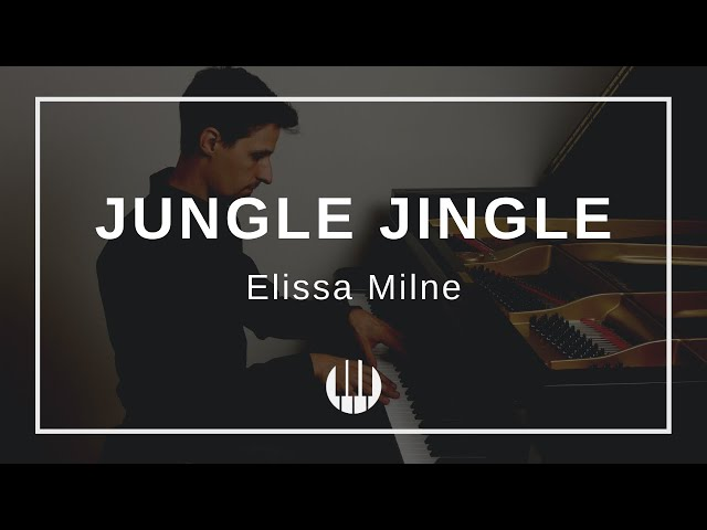 Jungle Jingle by Elissa Milne