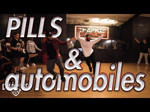 Pills and Automobiles by Chris Brown Yo Gotti | Chapkis Dance | Devin Solomon
