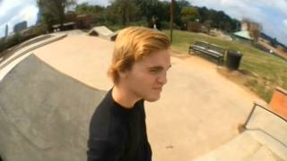 Isaiah Rodriguez and Friends Chilling @ Durham Skate Plaza