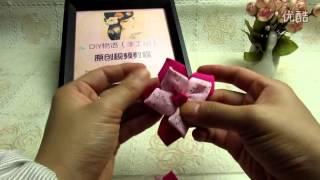 M5 DIY物语 小萍家 儿童发饰材料 蝴蝶结教程 丝带制作方法 高清