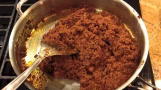 Flint Coney Island Sauce