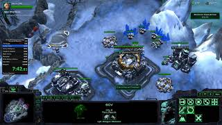 Starcraft II: Nova Covert Ops normal all missions speedrun 1:07:37 (World Record)
