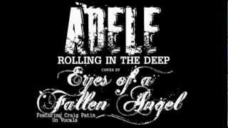 "Eyes of a Fallen Angel - ""Rolling In The Deep"" (Rock Metal Cover)"