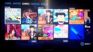 ROBLOX How To Search Games Up on Xbox One