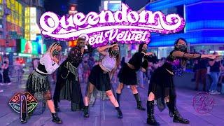 [KPOP IN PUBLIC NYC] RED VELVET (레드벨벳) - QUEENDOM | DANCE CO…