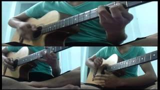 Dừng Bước Giang Hồ guitar cover