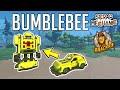 Transformers G1 Bumblebee Scrap Mechanic Walking Machine Creation No MoD 7 PC Gameplay