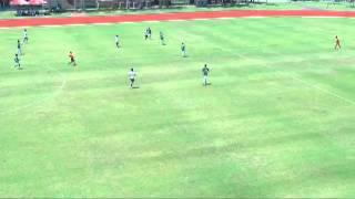 Brent International School vs. Green Archers (UFL) Second half, Part 2