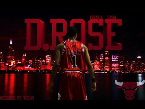 Derrick Rose - Cuddi the Kid