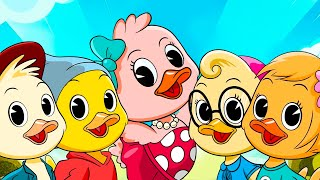 Seis Patitos, Canciones infantiles - Toy Cantando