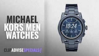 10 Best Selling Michael Kors Men Watches [2018 ]: Michael Kors Men