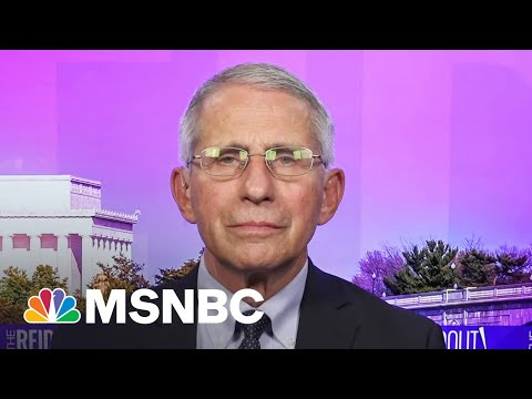 Dr. Fauci: The Risk For Those Who Are Not Vaccinated Is Substantial